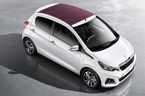 Peugeot 108 Automatic Open-Top